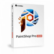 Corel PaintShop Pro 2020 Mini Box PSP2020MLMBEU corel