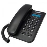 Maxcom KXT100 CZARNY TELEFN PRZEWODOWY maxcom