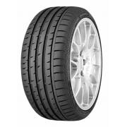 Continental ContiSportContact 3 195/45R17 81 W FR