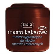ZIAJA Masło Kakaowe maska wygładzająca do włosów suchych i zniszczonych 200ml ZIAJA