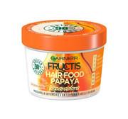 GARNIER Fructis Papaya Hair Food regenerująca maska do włosów zniszczonych 390ml GARNIER