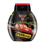 LA RIVE Disney Cars 2in1 szampon & żel pod prysznic Seet Cola 250ml LA RIVE