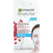 GARNIER Skin Active Aqua Mask nawilżająca maseczka do skóry odwodnionej 8ml GARNIER