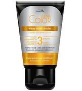 JOANNA Ultra Color koloryzująca odżywka ciepłe odcienie blond Warm Blond Shades 100g JOANNA