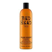 TIGI Bed Head Colour Goddess Conditioner odżywka do włosów farbowanych dla brunetek 750ml TIGI