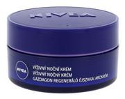 NIVEA Rich Regenerating Night Care - krem na noc do skóry suchej i wrażliwej dla kobiet 50ml NIVEA