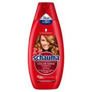 SCHAUMA Color Shine Shampoo szampon do włosów farbowanych 400ml SCHAUMA