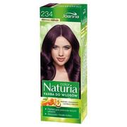 JOANNA Naturia Color farba do włosów 234 Śliwkowa Oberżyna JOANNA