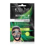 EVELINE BOTANIC Expert oczyszczająco-matująca maseczka do twarzy 2x5ml EVELINE