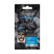 BIELENDA Carbo Detox oczyszczająca maska węglowa dla cery suchej i wrażliwej 8g BIELENDA