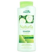 JOANNA Naturia Family szampon do włosów normalnych i przetłuszczających się Ogórek i Aloes 750ml JOANNA