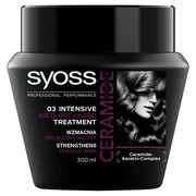 SYOSS Ceramide Complex Intensive Treatment maska do włosów intensywnie regenerująca 300ml SYOSS