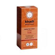 KHADI Natural Hair Colour henna do włosów Orzechowy Brąz 100g KHADI