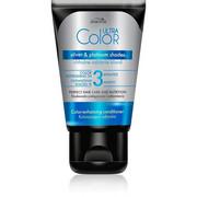 JOANNA Ultra Color koloryzująca odżywka chłodne odcienie blond Silver & Platinium Shades 100g JOANNA