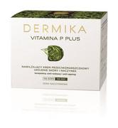 DERMIKA Vitamina P Plus Ukojenie Skóry i Naczynek nawilżający krem przeciwzmarszczkowy na dzień i na noc 50ml DERMIKA
