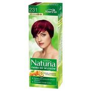 JOANNA Naturia Color farba do włosów 231 Czerwona Porzeczka JOANNA