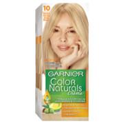 GARNIER Color Naturals farba do włosów 10 Bardzo Bardzo Jasny Blond GARNIER