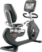 Rower poziomy 95R Inspire - Life Fitness Life Fitness