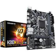Gigabyte Płyta główna H310M A 2.0 s1151 2DDR4 DP/HDMI/USB3/M.2 UATX Gigabyte