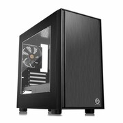Thermaltake Versa H17 microATX USB3.0 Window - Black Thermaltake