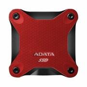 Adata Dysk SSD External SD600Q 240GB USB3.1 Red Adata