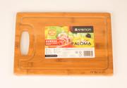 29270 AMBITION Paloma Deska bambusowa do krojenia z uchwytem 28x20x1,5cm
