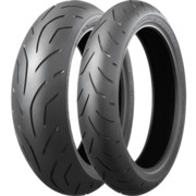 Bridgestone S20R 170/60 R17 SZOSOWO WYŚCIGOWE, KLASA HYPERSPORT 72 W (Ostatnie 4 opony, rok 2011) - ODBIÓR KRAKÓW Bridgestone