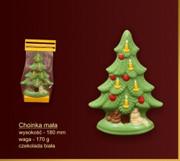 Czekoladowa-choinka Chocobox