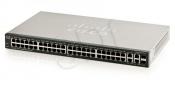 CISCO SRW2048-K9 (SG 300-52) 50x10/100/1000Mbps, 2xSFP Combo