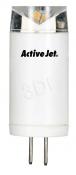 Żarówka LED ActiveJet AJE-MC1G4 SMD 180lm 2.5W G4 barwa biała ciepła