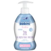 Bobini Baby Lipidowy żel do mycia ciała i włosów 300 ml Bobini