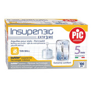 Igły do penów insulinowych Insupen 31G 0,25 x 5mm 100szt. PiC Solution
