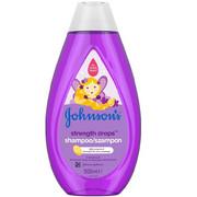 Johnsons Szampon dla dzieci Strength Drops 500 ml Johnsons Baby