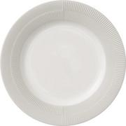 21200 Talerz porcelanowy płaski 19 cm Rosendahl Duet szary (21200)
