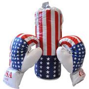 Zestaw bokserski dla dzieci KIMET