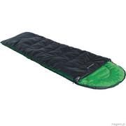 ŚPIWÓR HIGH PEAK EASY TRAVEL (220x75x50cm) antracytowo/zielony /26019