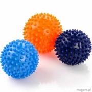 Piłki do masażu Jeżyki Meteor 3szt. 31112