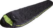 ŚPIWÓR HIGH PEAK SAFARI EVO (220x80x50cm) antracytowo/zielony L-zip 23057