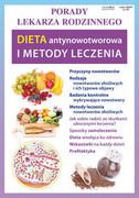 9788381142281 Diet antynowotworowa i metody leczenia PLR121 Szczepańska Sylwia Literat