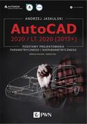 9788301206130 AutoCAD 2020 / LT 2020 (2013+) Jaskulski Andrzej Wydawnictwo Naukowe PWN