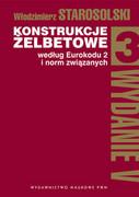 Konstrukcje żelbetowe według Eurokodu 2 i norm związanych. Tom 3 + CD