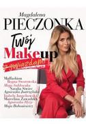 9788328347762 Twój make-up z gwiazdami Pieczonka Magdalena Helion