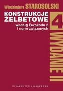 Konstrukcje żelbetowe według Eurokodu 2 i norm związanych. Tom 4 + CD