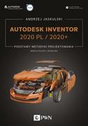 9788301206499 Autodesk Inventor 2020 PL / 2020+ Jaskulski Andrzej Wydawnictwo Naukowe PWN
