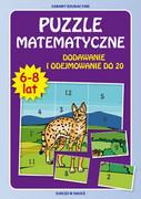 9788378987741 Puzzle matematyczne 6-8 lat Guzowska Beata, Tonder Krzysztof Literat