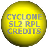 Kredyty Cyclone unlock SL3 - 1 szt