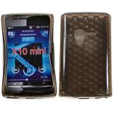 Etui back case - pokrowiec silikonowy Sony Xperia X10 Mini