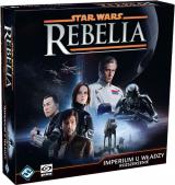 Star Wars: Rebelia: Imperium u władzy Gra planszowa Galakta