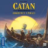 Gra Catan - Odkrywcy i piraci Galakta