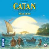Gra Catan - Żeglarze Galakta